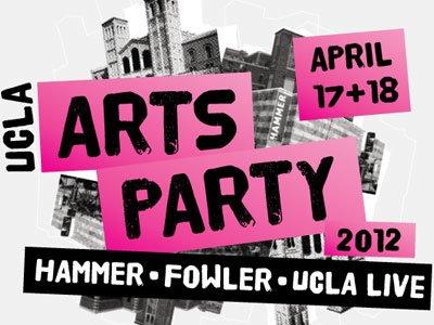arts party 2012