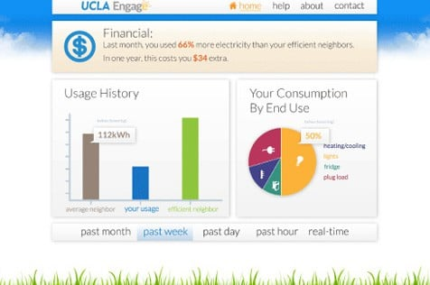 ucla engage web ui