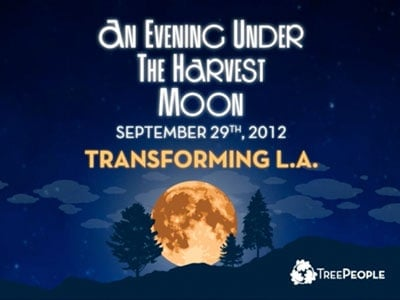 TreePeople 'Harvest Moon' Presentations