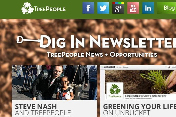 TreePeople Emails