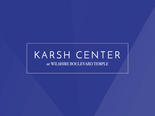 Karsh Family Social Service Center