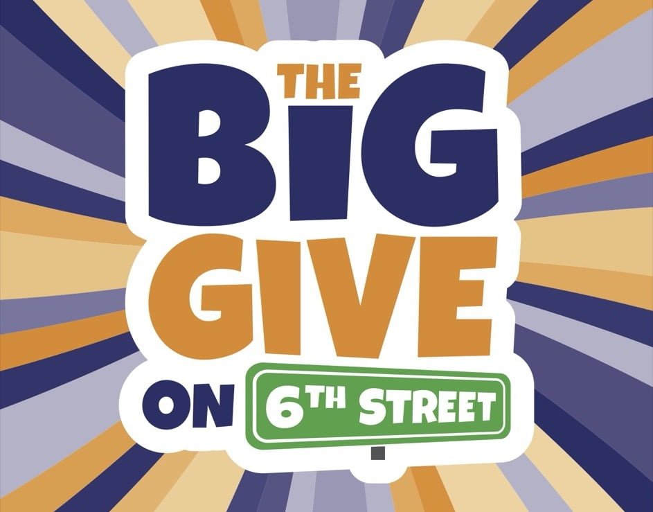 'Big Give' Event Marketing