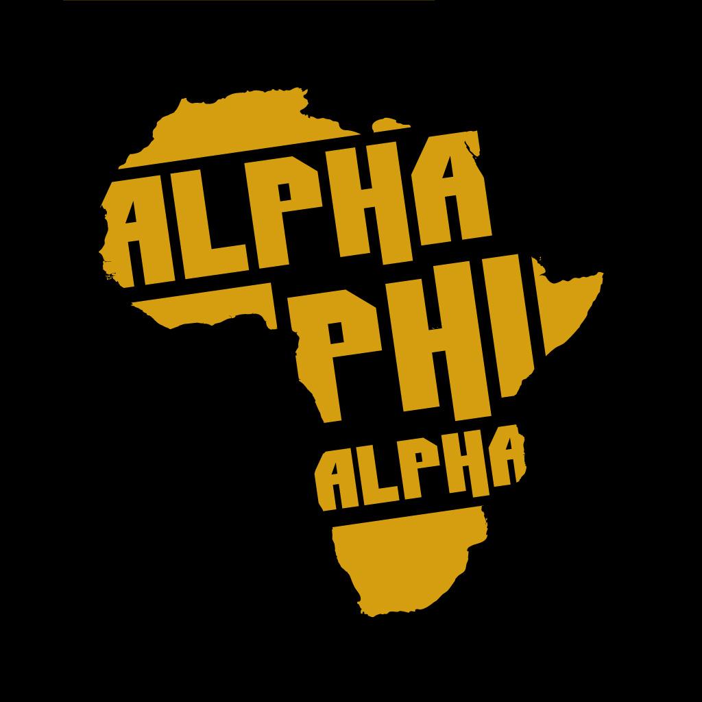 Alpha Phi Alpha Merchandise
